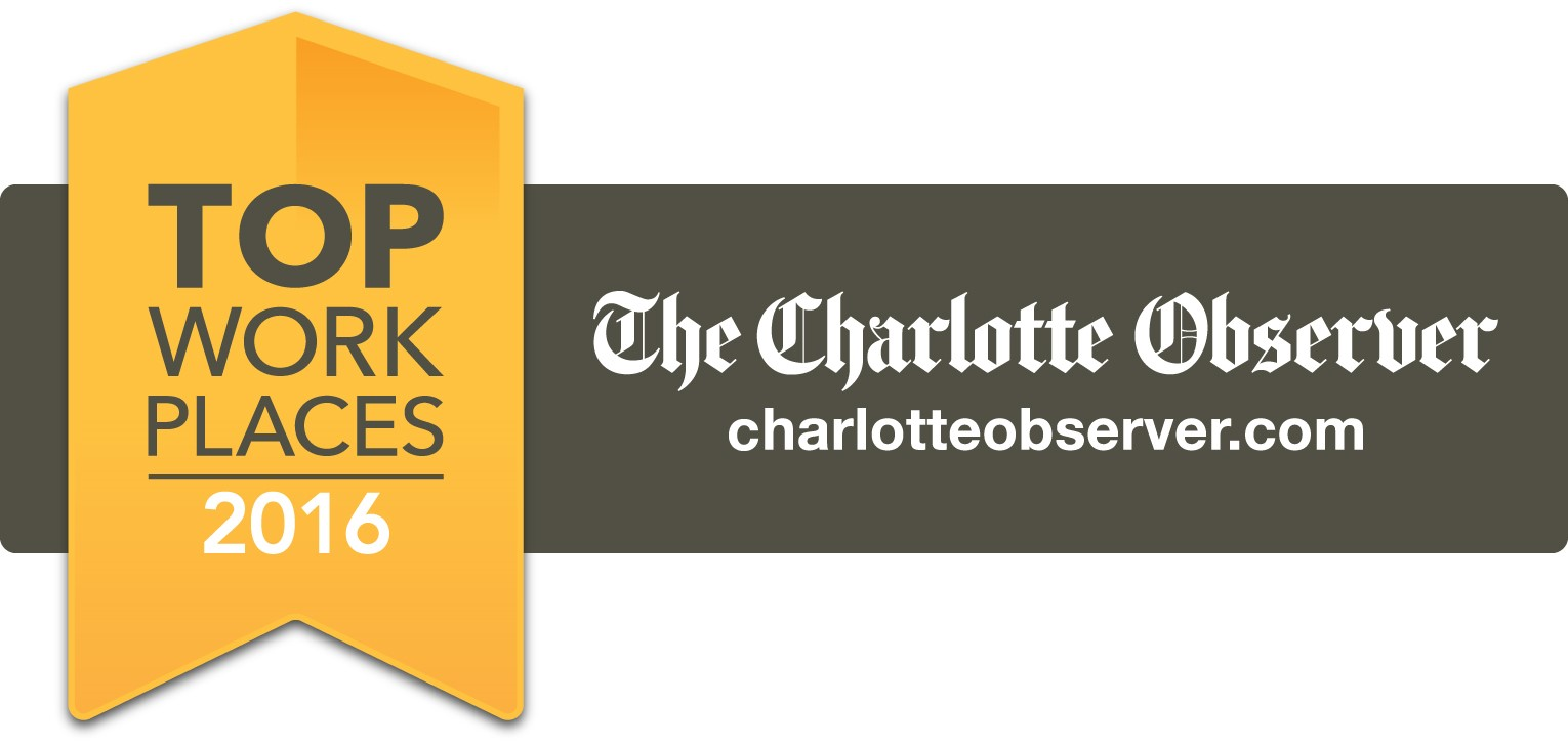 True Homes Top Work Places Charlotte