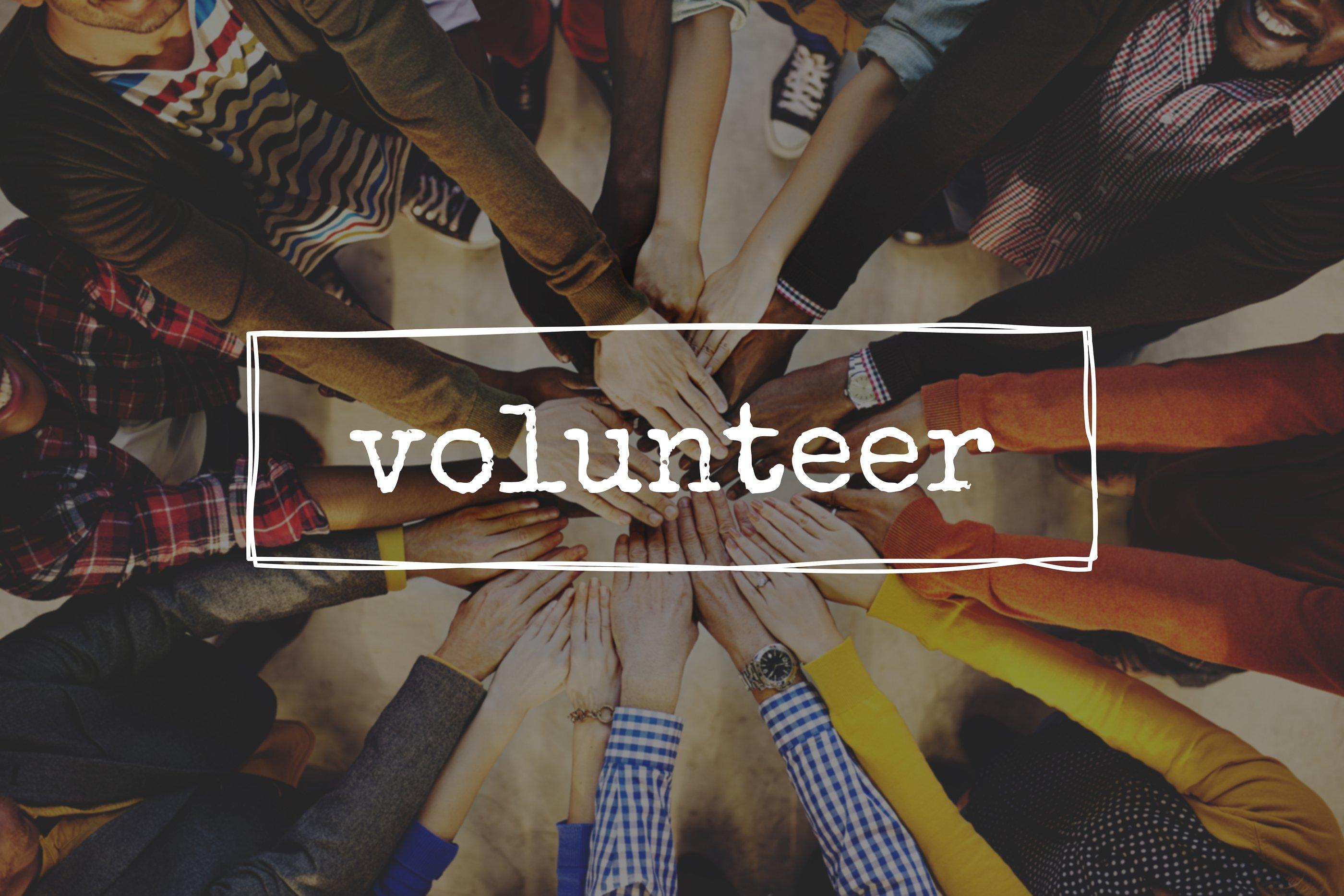 Volunteer in Charleston