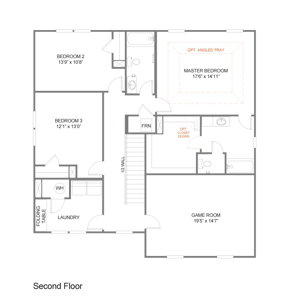 Discover Which Of The Kiplingu0027s Series Floorplans Are Right For You.  Contact True Homes And Tour A Kipling Model Today.