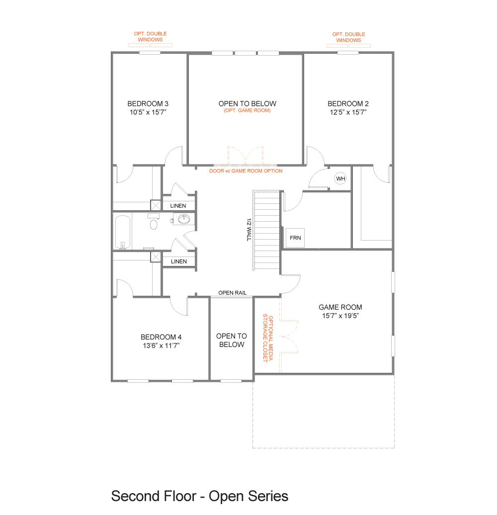 floor plan focus the wakefield trueblog don t just picture yourself living in this stunning home come see it for yourself at one of the many true homes communities in north and south carolina
