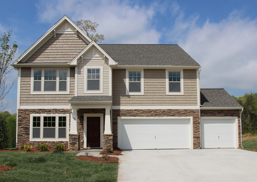 Newport Lakes - new home community in Charlotte