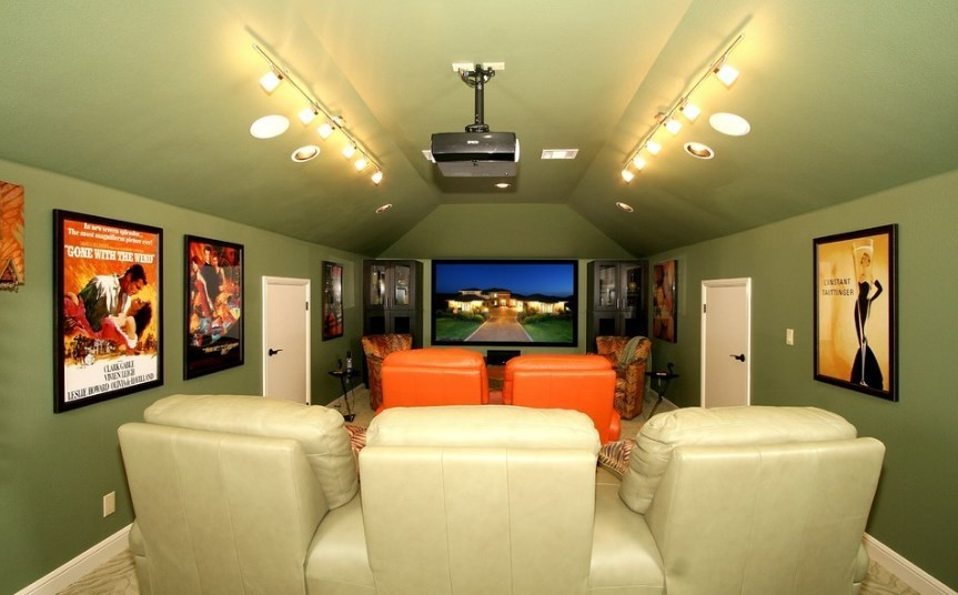 bonus room home theater