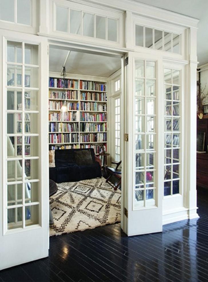 bonus room library