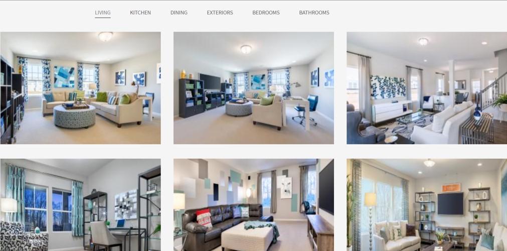 online home media gallery