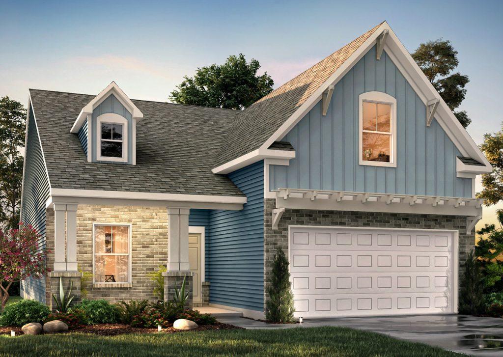 Dobson floorplan from True Homes